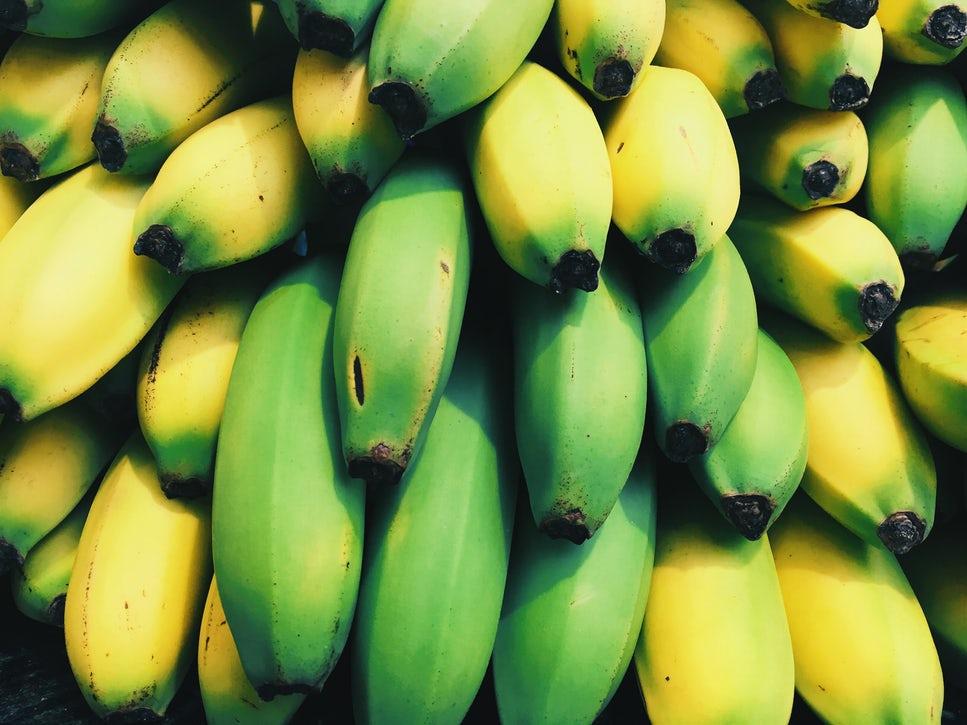 El plátano: fuente de felicidad en forma de aminoácido