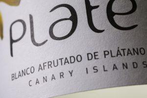 Vino de plátano - Bodegas Platé