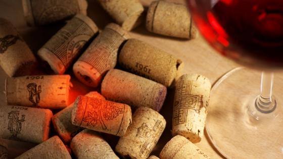 Los diferentes tipos de corcho para el vino que existen.