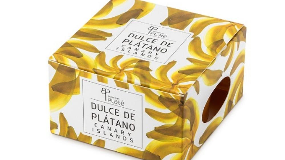 Dulce de plátano de Canarias, más que un postre.