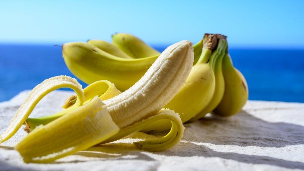 Plátanos de Canarias, el protagonista principal de nuestros productos.